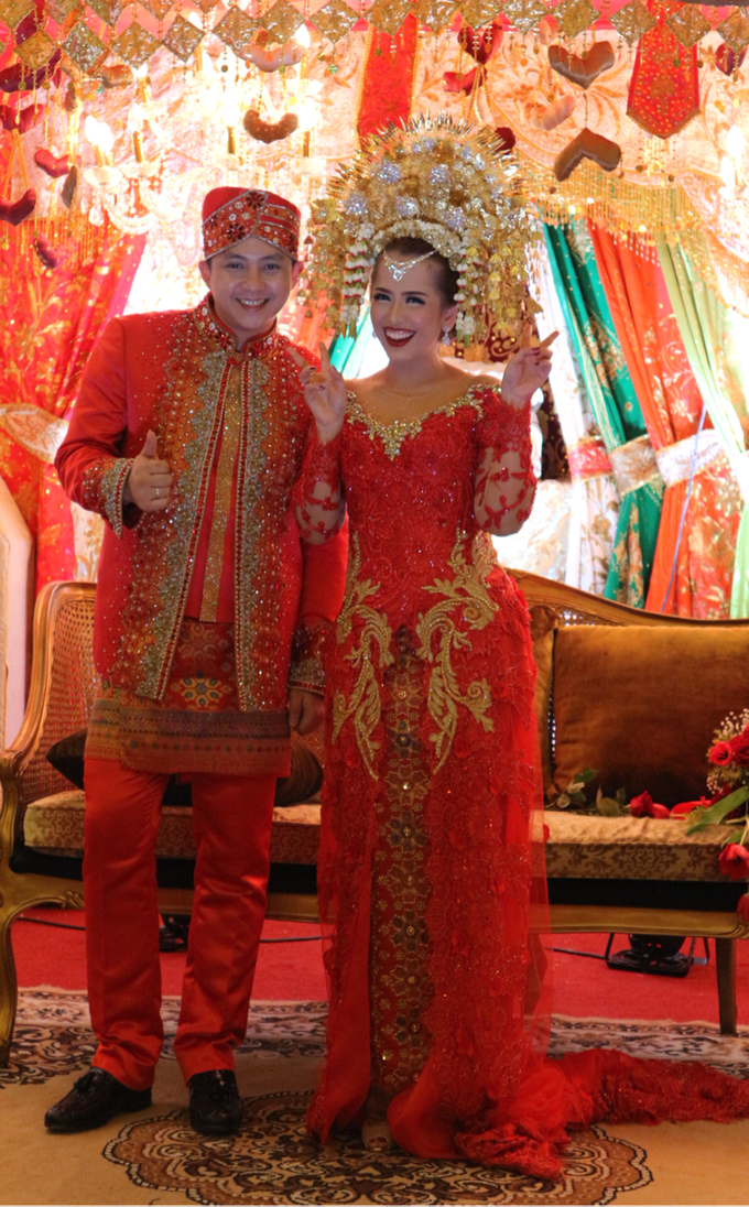 Clients Wedding 2018 by Berkat Kebaya By Devina Shanti - 002