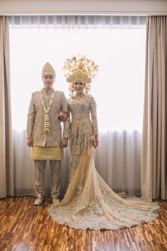 Clients Wedding 2018 by Berkat Kebaya By Devina Shanti - 011
