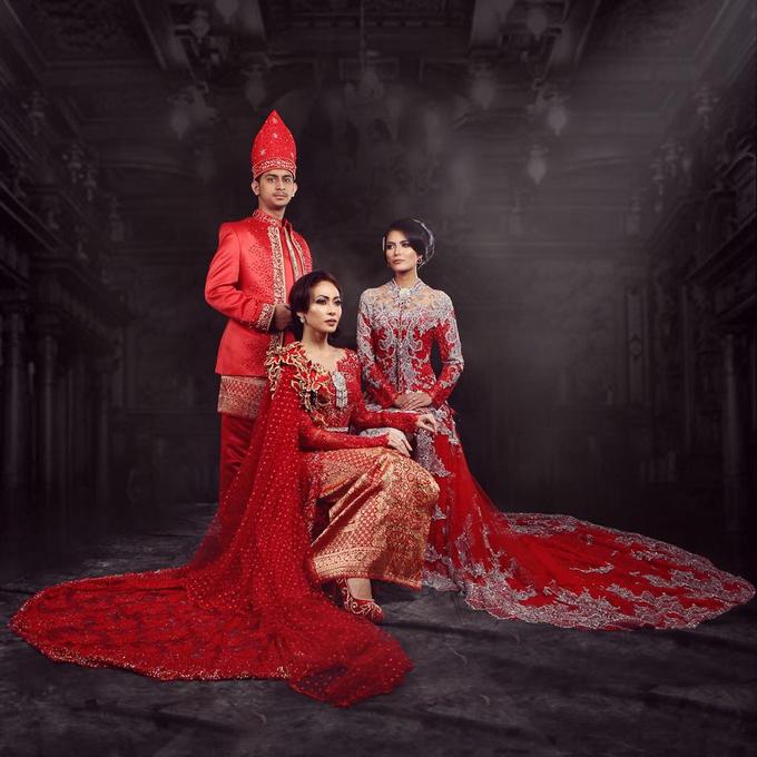 New Collection 2018 by Berkat Kebaya By Devina Shanti - 034