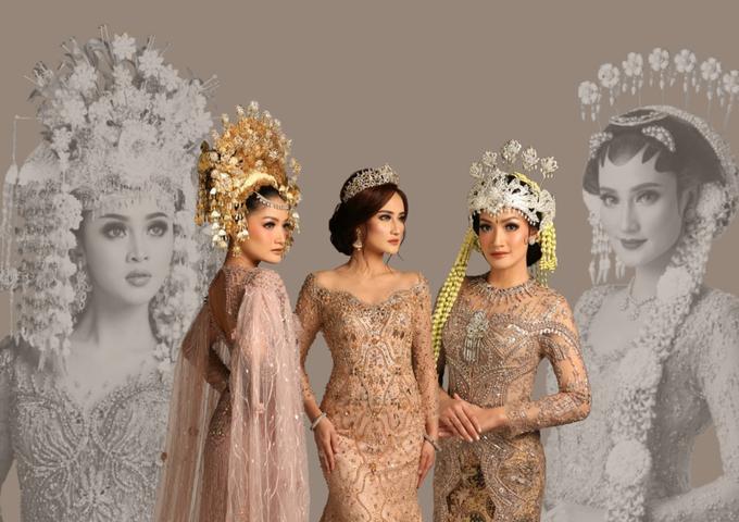 Sewa / Renr Kebaya Wedding 2019 by Berkat Kebaya By Devina Shanti - 016