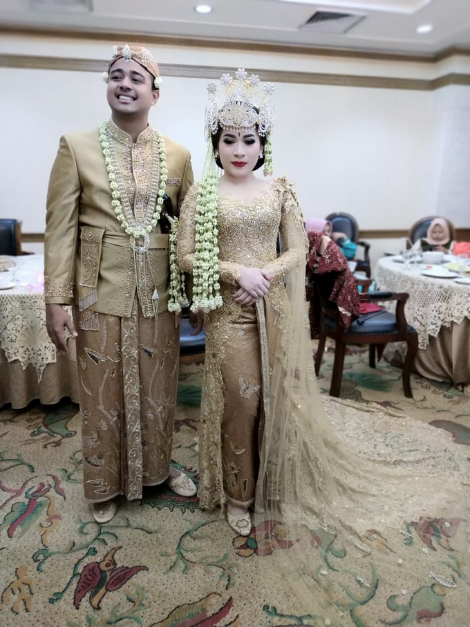 BRIDE and GROOM 2019 by Berkat Kebaya By Devina Shanti - 003