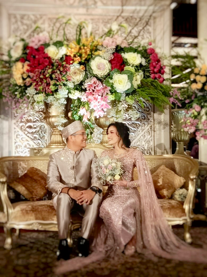 BRIDE and GROOM 2019 by Berkat Kebaya By Devina Shanti - 017