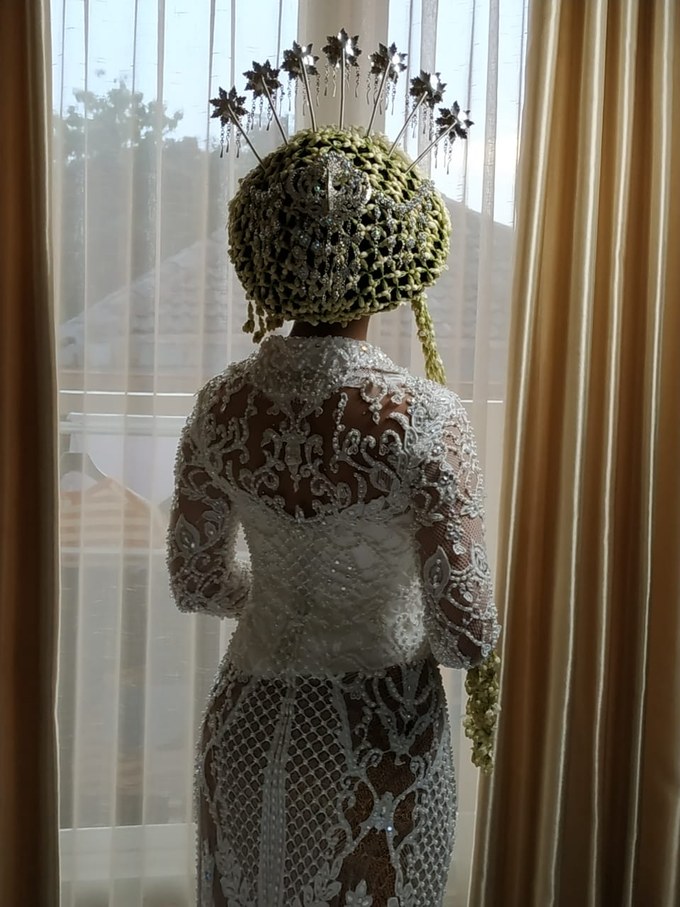 BRIDE and GROOM 2019 by Berkat Kebaya By Devina Shanti - 030