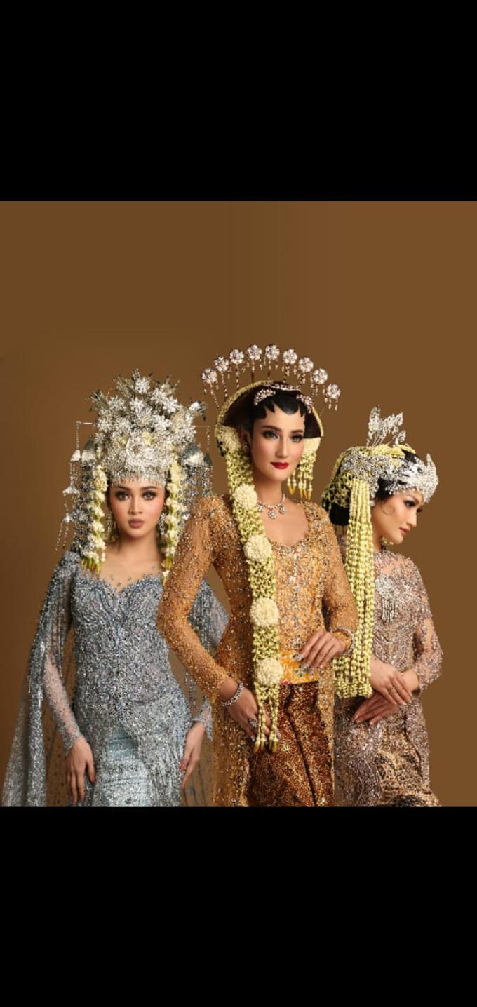 Sewa / Renr Kebaya Wedding 2019 by Berkat Kebaya By Devina Shanti - 020
