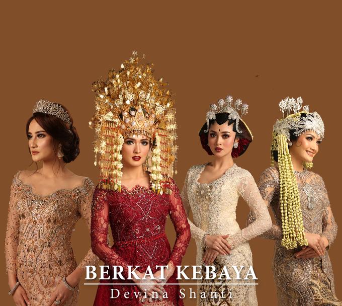 Sewa / Renr Kebaya Wedding 2019 by Berkat Kebaya By Devina Shanti - 023