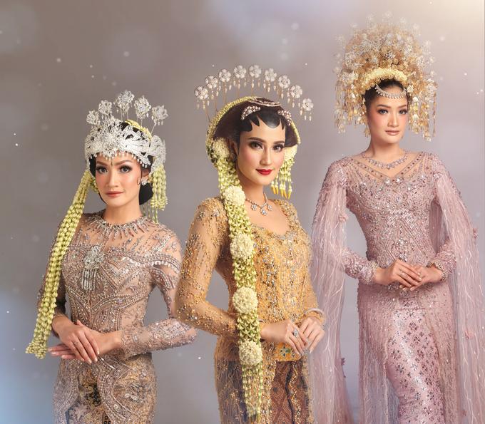 Sewa / Renr Kebaya Wedding 2019 by Berkat Kebaya By Devina Shanti - 030
