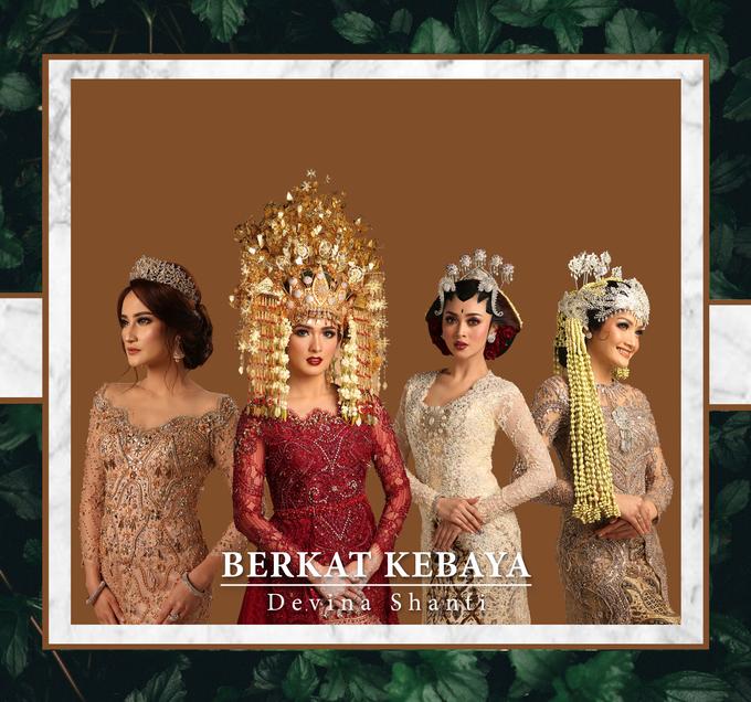 Sewa / Renr Kebaya Wedding 2019 by Berkat Kebaya By Devina Shanti - 032