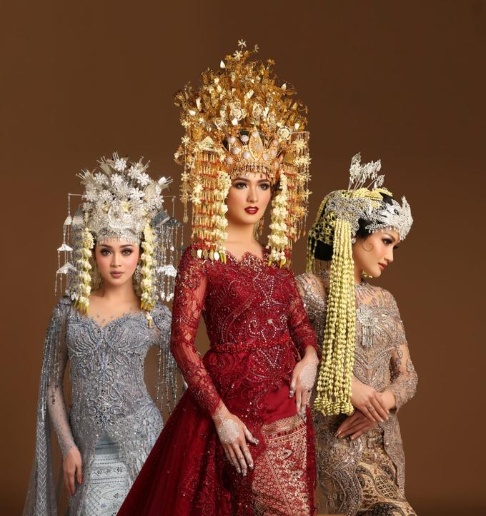 Sewa / Renr Kebaya Wedding 2019 by Berkat Kebaya By Devina Shanti - 038
