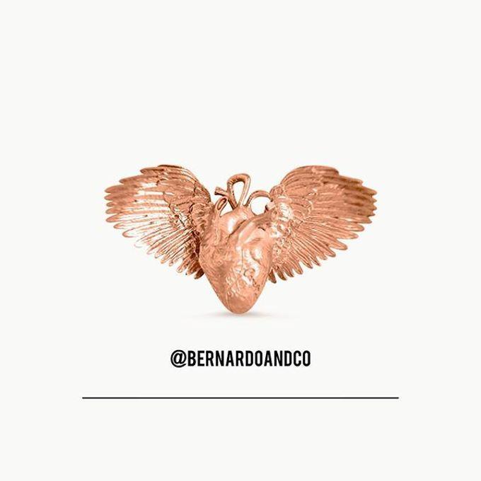 YinYang Swan Pendant by Bernardo & Co. - 003