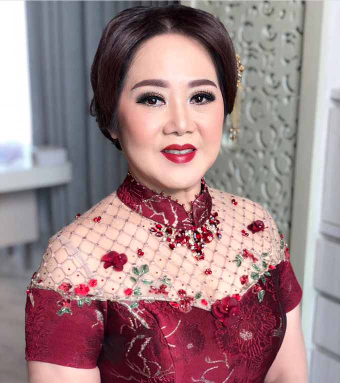 Teapai Dress for Mrs. Lili by Berta Chandra Couture - 002