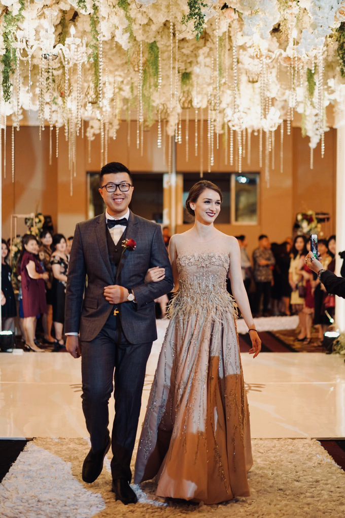 Vladimir & Dominique - Family Dress by Berta Chandra Couture - 006