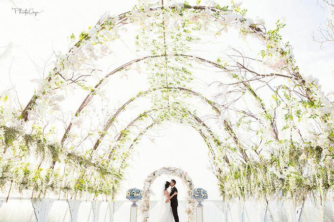 The Wedding of Bertha & Galih by ThePhotoCap.Inc - 031