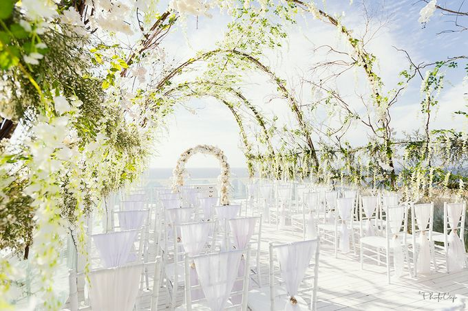 The Wedding of Bertha & Galih by ThePhotoCap.Inc - 032