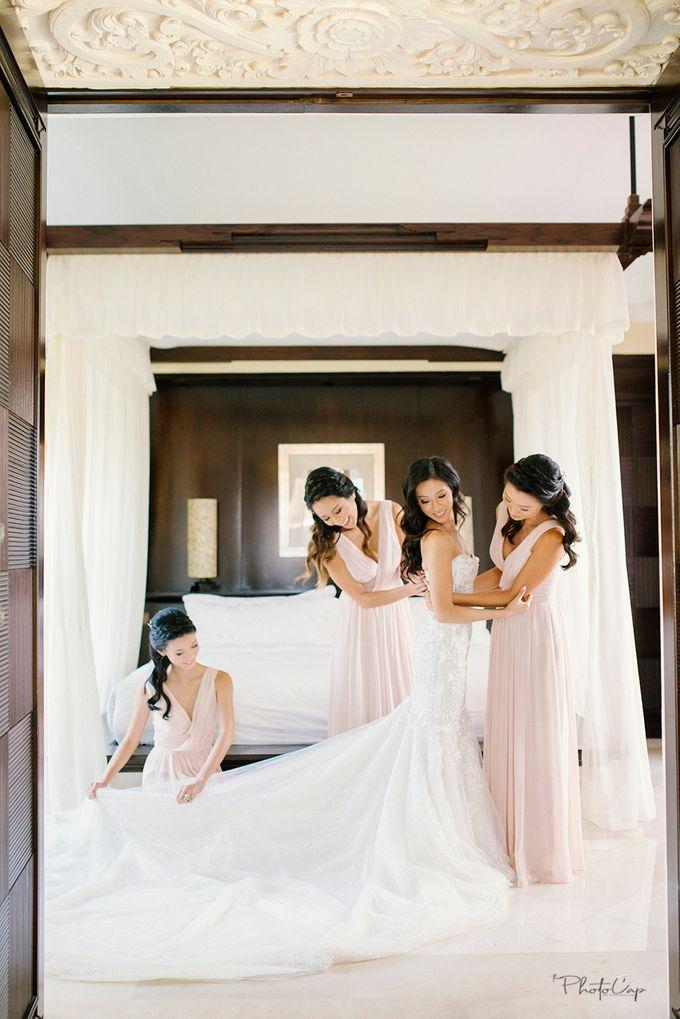 The Wedding of Bertha & Galih by ThePhotoCap.Inc - 035