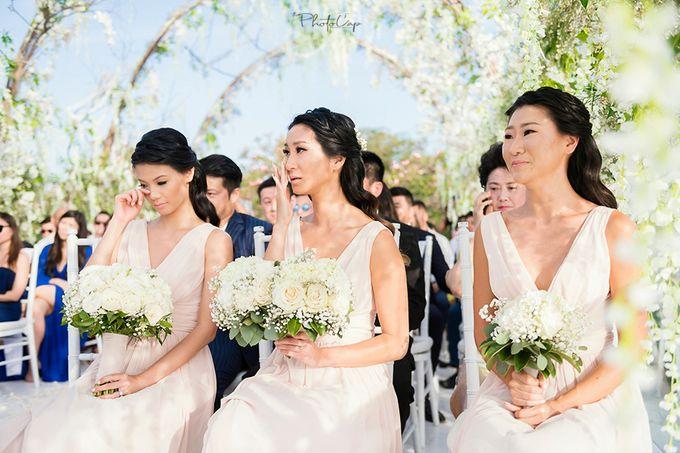 The Wedding of Bertha & Galih by ThePhotoCap.Inc - 036