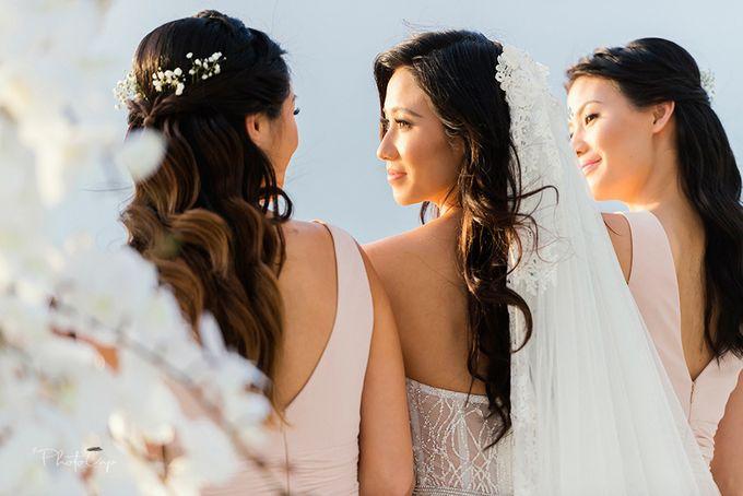 The Wedding of Bertha & Galih by ThePhotoCap.Inc - 038