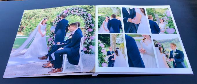 Wedding Album by Bespoke Albums - 005