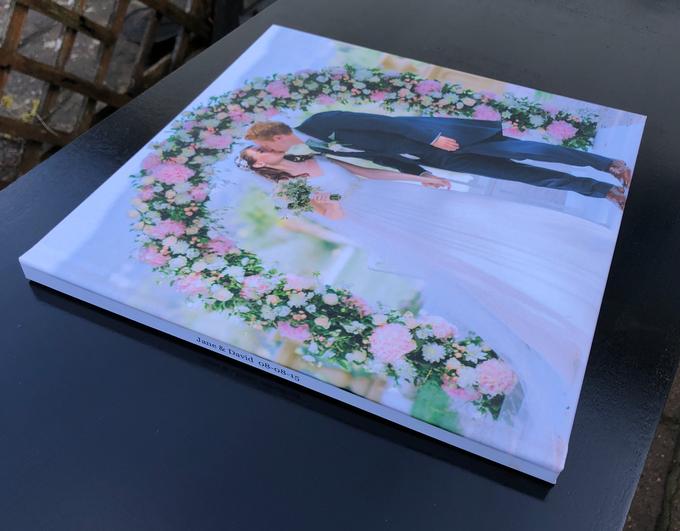 Wedding Album by Bespoke Albums - 004