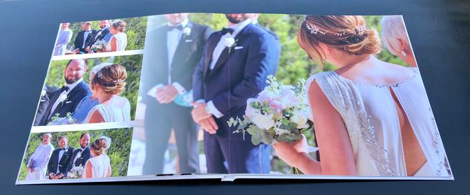 Wedding Album by Bespoke Albums - 006