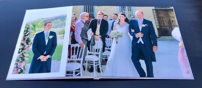 Wedding Album by Bespoke Albums - 007