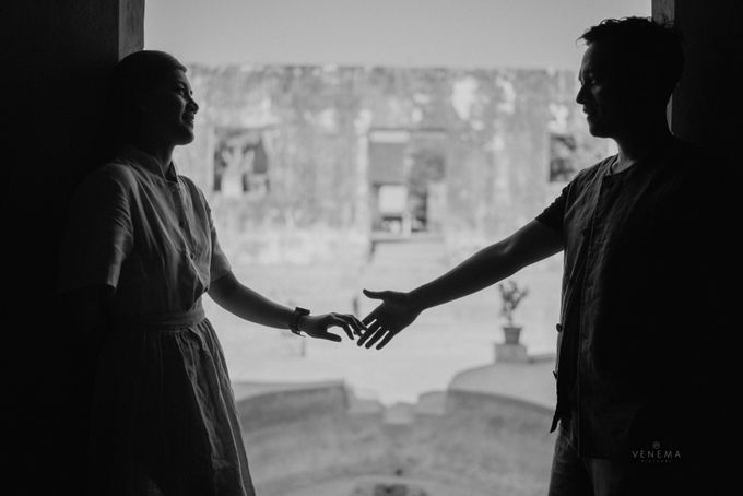 Bayu Risa & Monita Tahalea Jogjakarta Pre-Wedding by Venema Pictures - 042