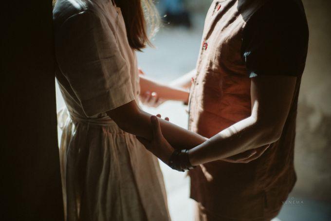 Bayu Risa & Monita Tahalea Jogjakarta Pre-Wedding by Venema Pictures - 035