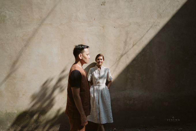 Bayu Risa & Monita Tahalea Jogjakarta Pre-Wedding by Venema Pictures - 045