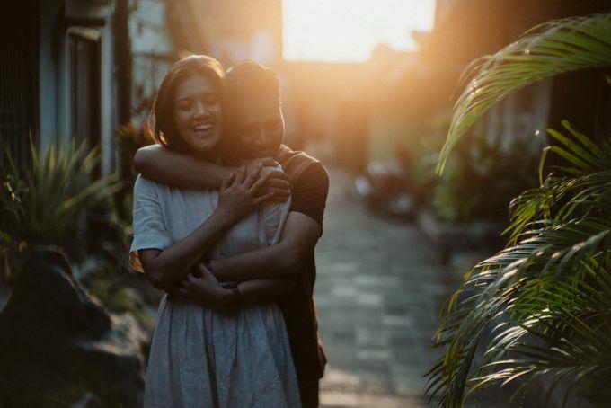 Bayu Risa & Monita Tahalea Jogjakarta Pre-Wedding by Venema Pictures - 030