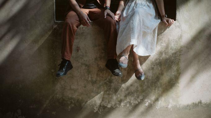 Bayu Risa & Monita Tahalea Jogjakarta Pre-Wedding by Venema Pictures - 046
