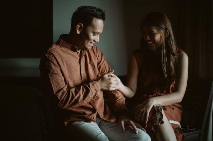Bayu Risa & Monita Tahalea Jogjakarta Pre-Wedding by Venema Pictures - 002