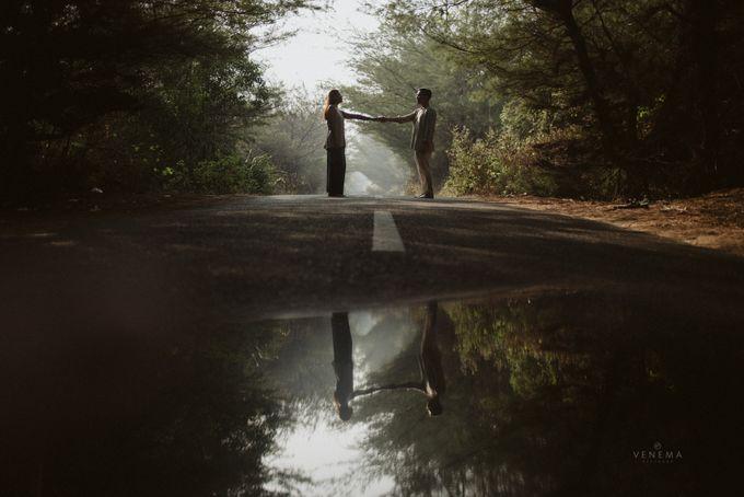 Bayu Risa & Monita Tahalea Jogjakarta Pre-Wedding by Venema Pictures - 005