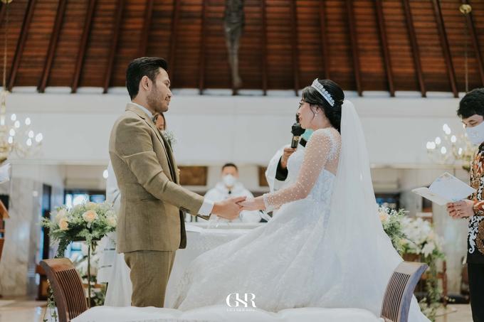 Christy & Raphael Holy Matrimony by Pizzaro Sensation Design - 020