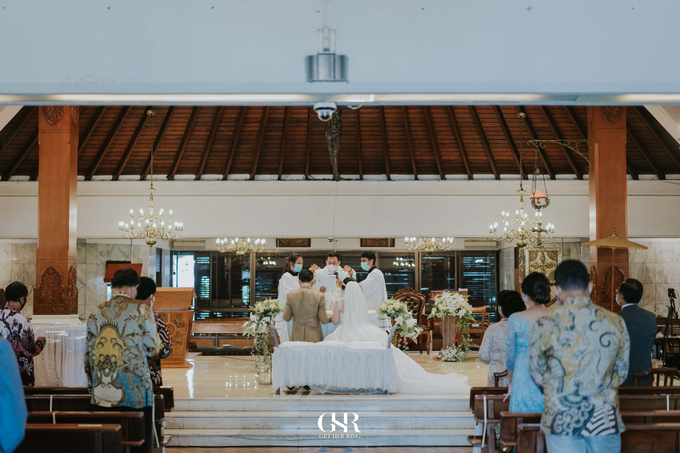 Christy & Raphael Holy Matrimony by Pizzaro Sensation Design - 022
