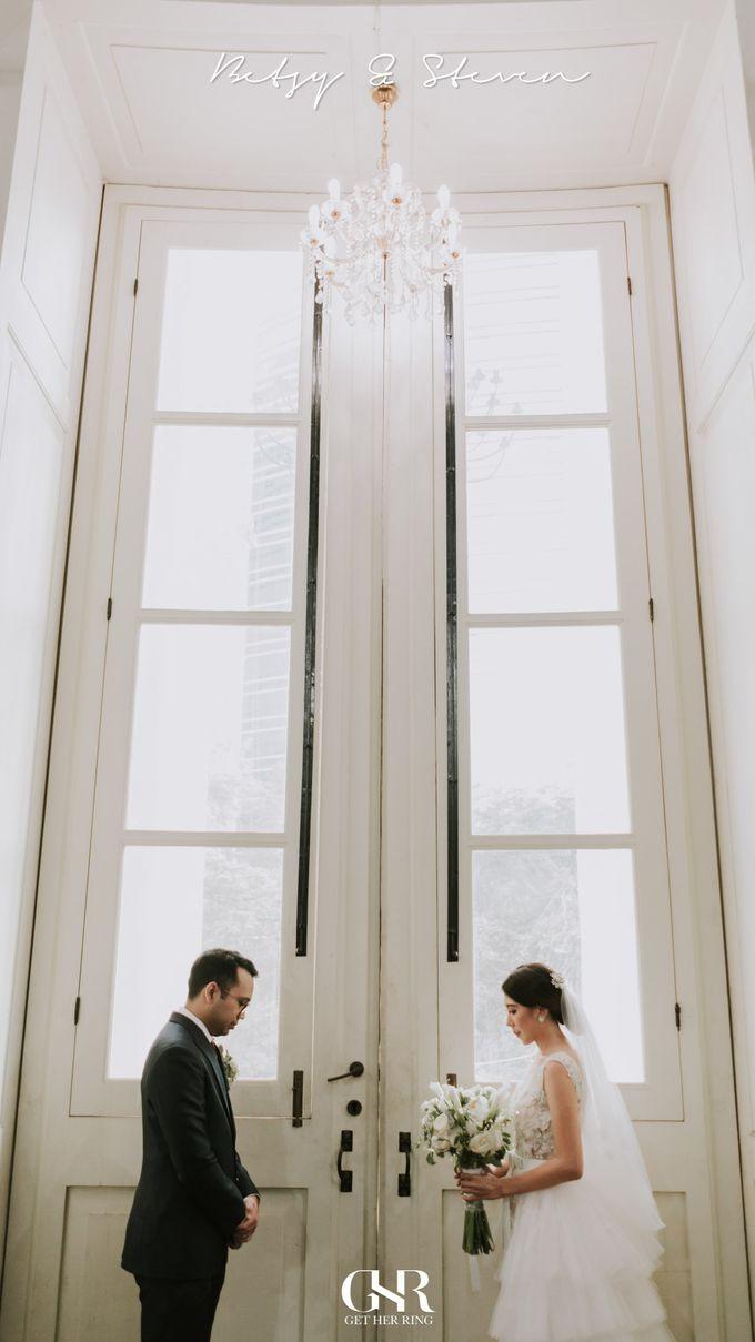 Betsy & Steven Wedding by AYANA Midplaza JAKARTA - 001