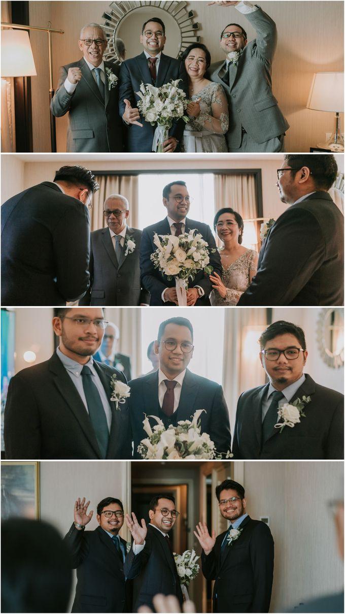 Betsy & Steven Wedding by AYANA Midplaza JAKARTA - 010