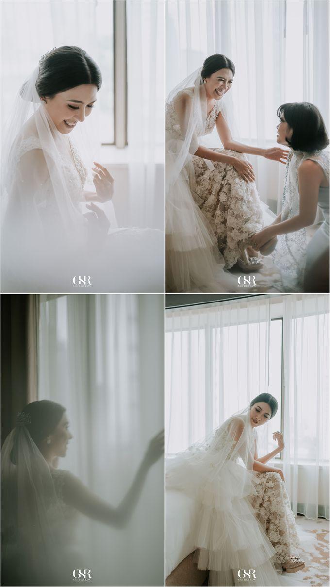Betsy & Steven Wedding by AYANA Midplaza JAKARTA - 011