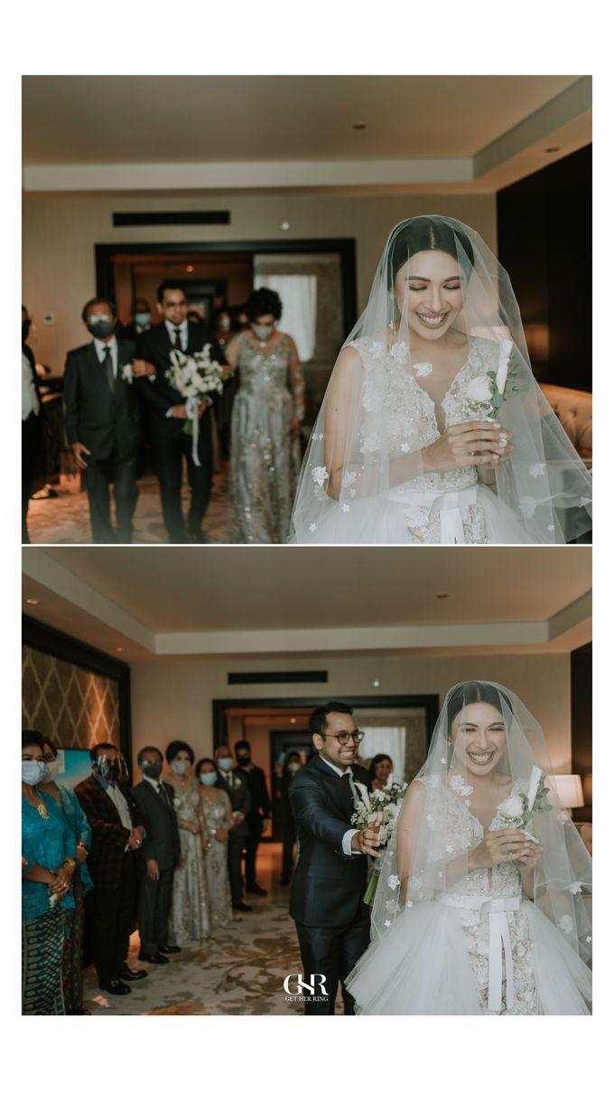 Betsy & Steven Wedding by AYANA Midplaza JAKARTA - 013