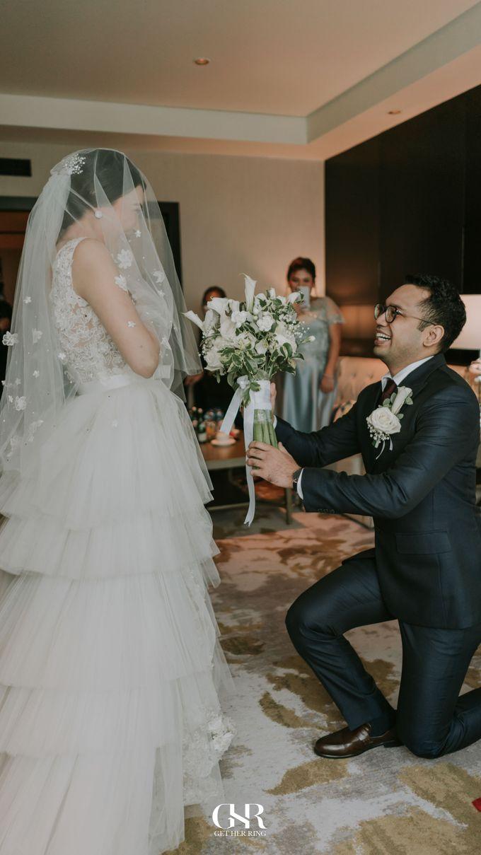Betsy & Steven Wedding by AYANA Midplaza JAKARTA - 014