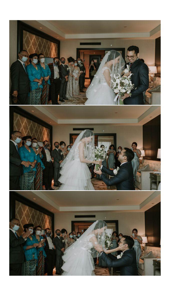Betsy & Steven Wedding by AYANA Midplaza JAKARTA - 015