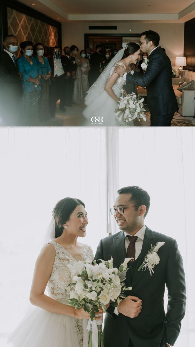 Betsy & Steven Wedding by AYANA Midplaza JAKARTA - 016