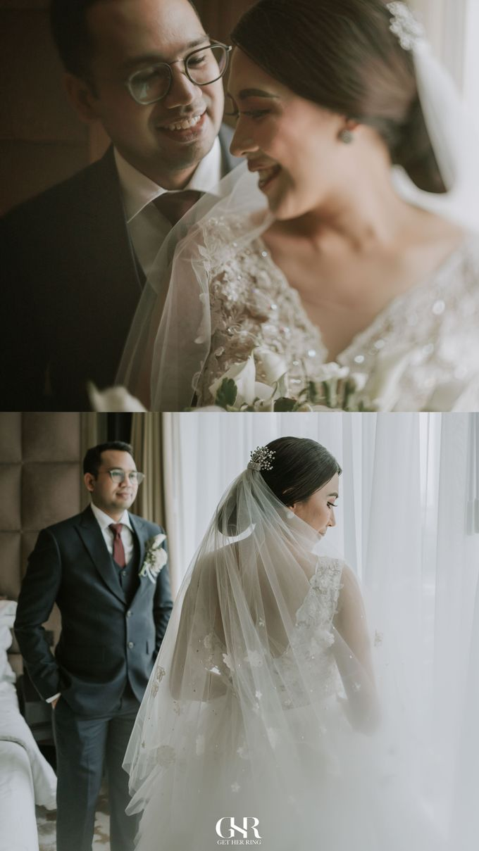 Betsy & Steven Wedding by AYANA Midplaza JAKARTA - 018