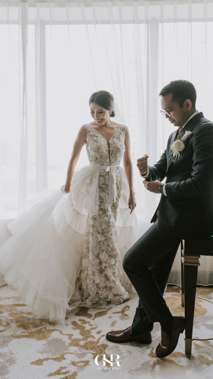 Betsy & Steven Wedding by AYANA Midplaza JAKARTA - 019