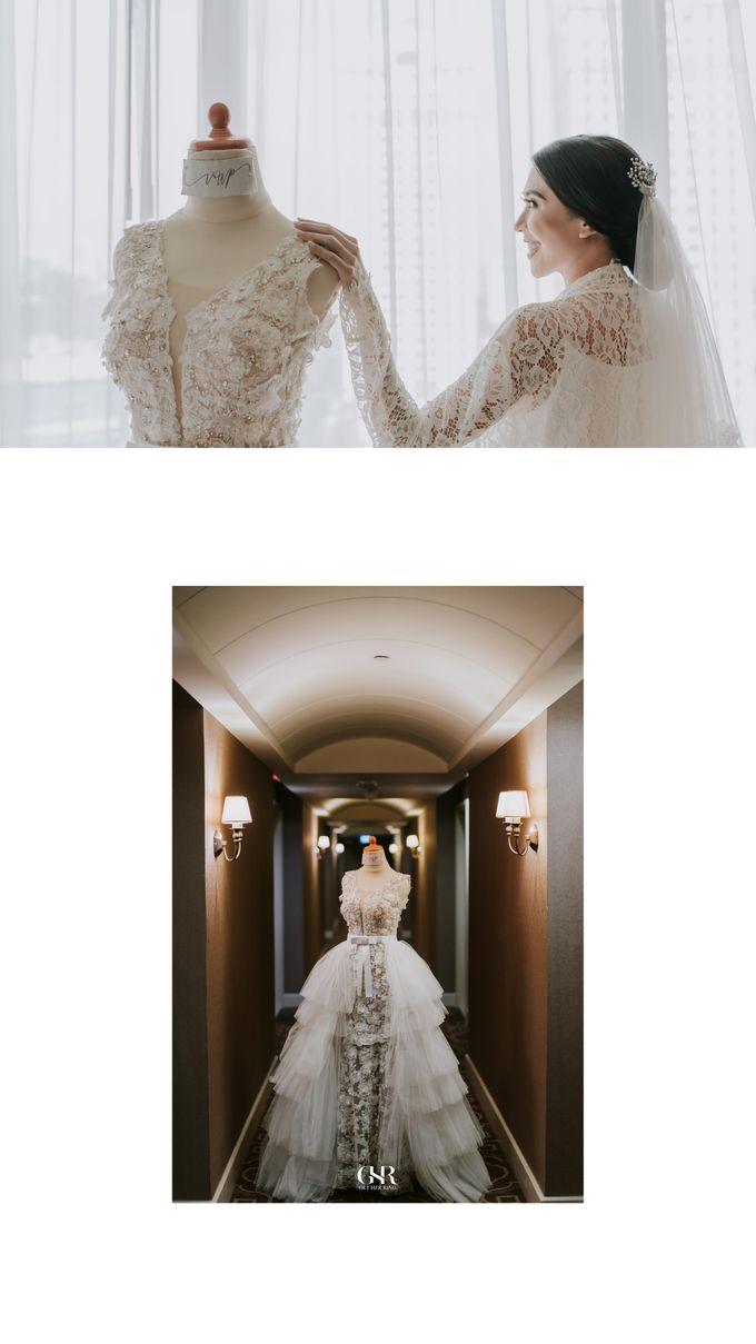 Betsy & Steven Wedding by AYANA Midplaza JAKARTA - 002
