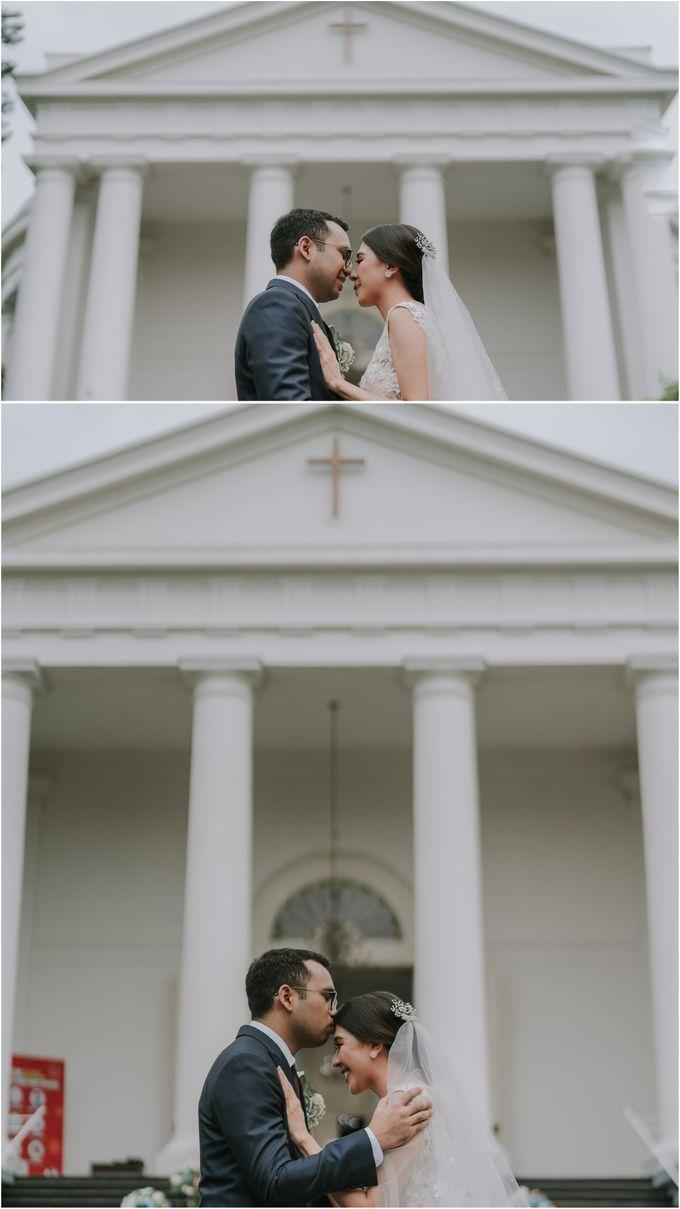 Betsy & Steven Wedding by AYANA Midplaza JAKARTA - 020