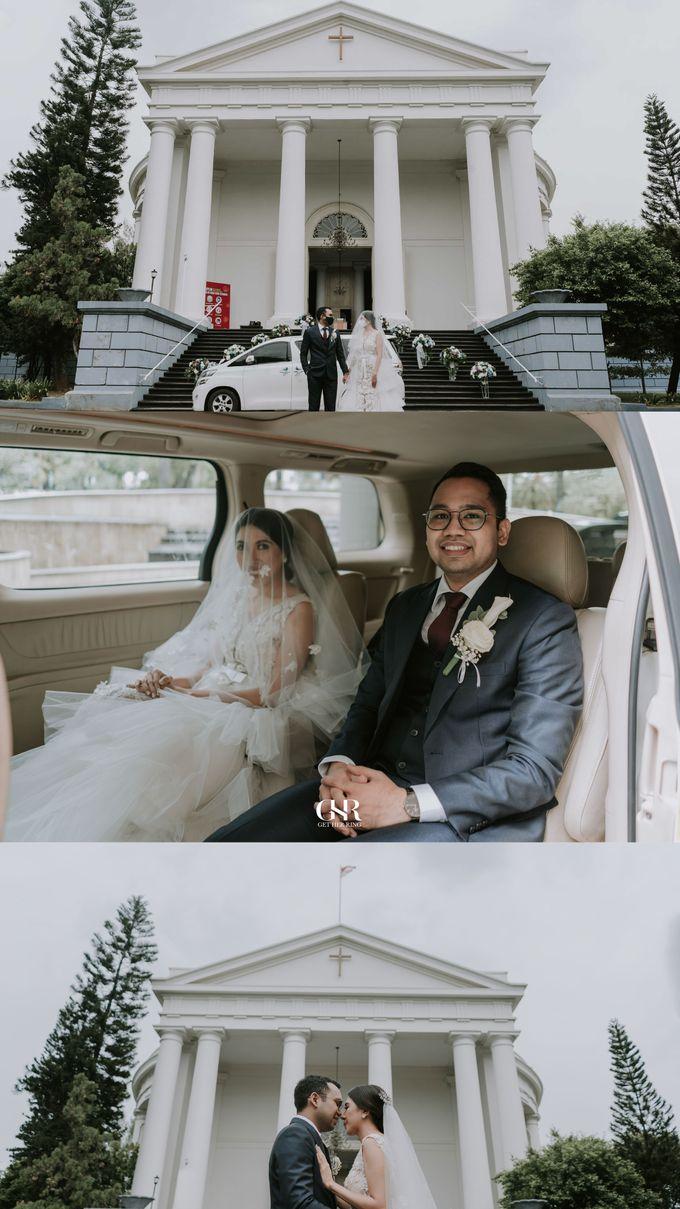 Betsy & Steven Wedding by AYANA Midplaza JAKARTA - 022