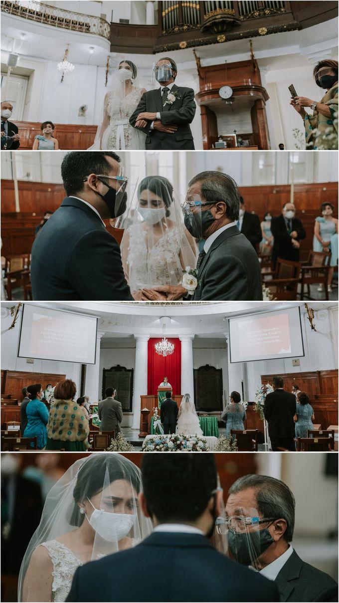 Betsy & Steven Wedding by AYANA Midplaza JAKARTA - 024