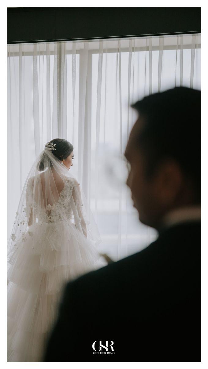 Betsy & Steven Wedding by AYANA Midplaza JAKARTA - 025