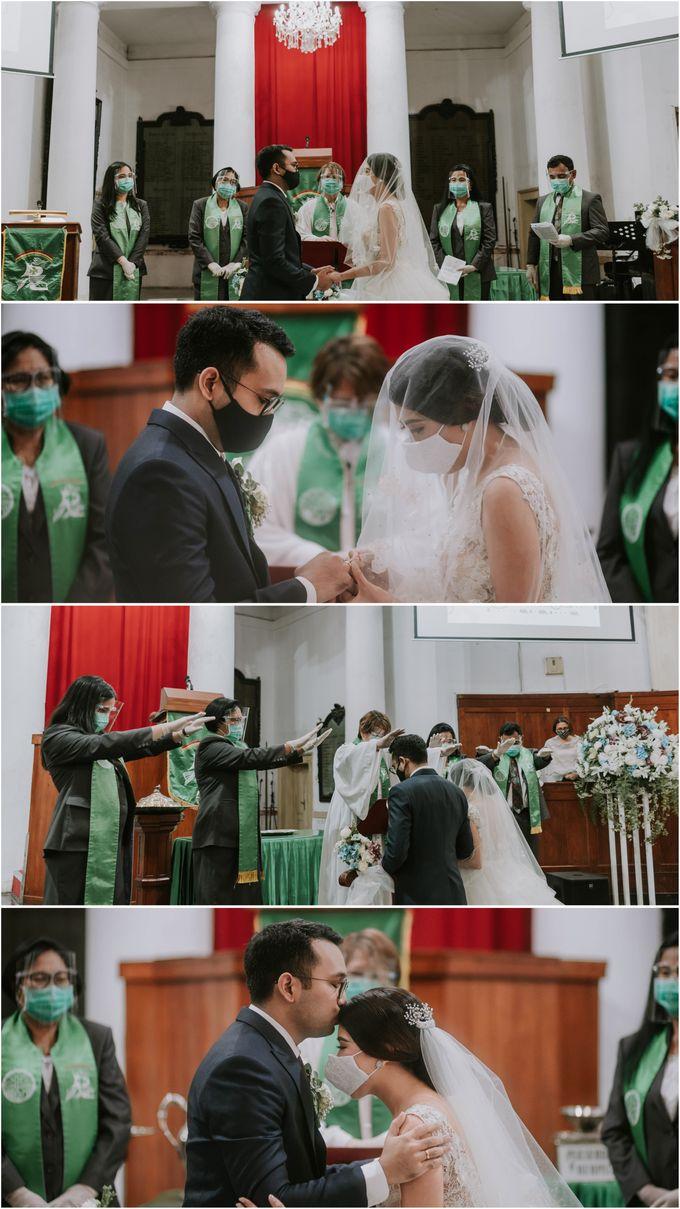 Betsy & Steven Wedding by AYANA Midplaza JAKARTA - 026