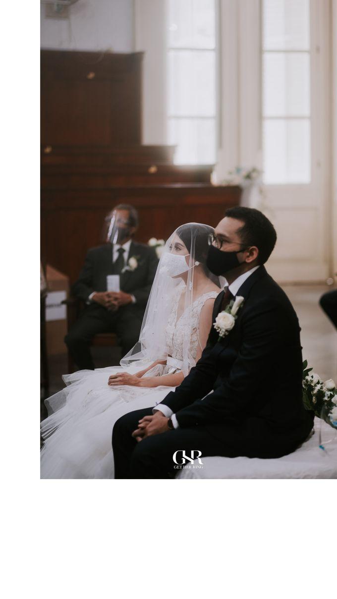 Betsy & Steven Wedding by AYANA Midplaza JAKARTA - 027