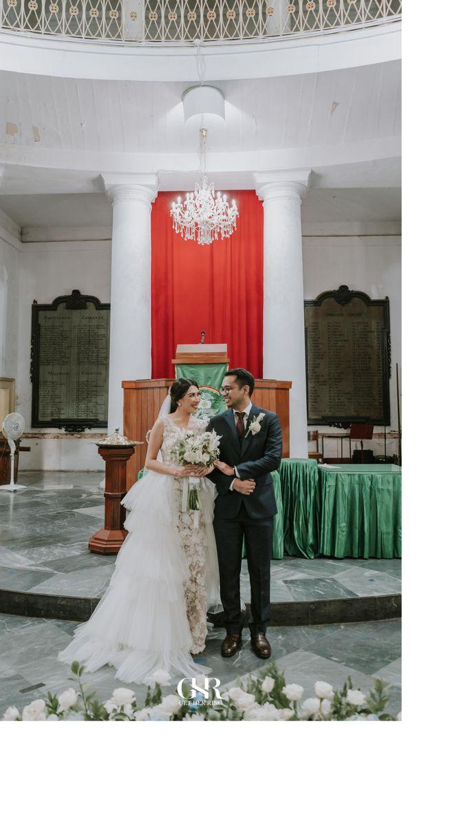 Betsy & Steven Wedding by AYANA Midplaza JAKARTA - 029